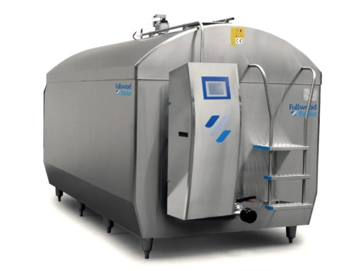 Ice water milk cooling system (IB & DIB)