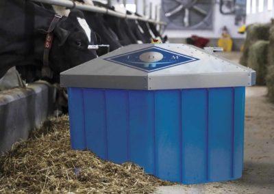 TDM Blue Feed – Spingiforaggio