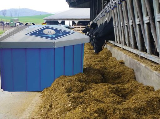 Blue Feed – Feed conveyor