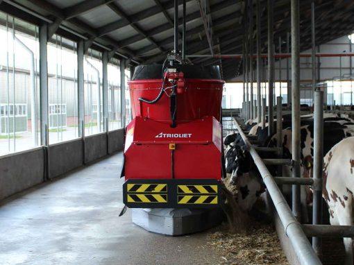 Triomatic – Robot di foraggiamento