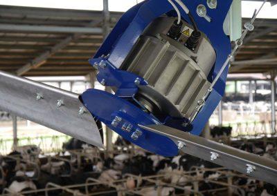 Ventilatore modello Dual Blade - particolare