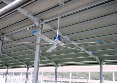 TDM – ventilatore Air2 con motore brushless