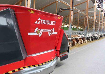 Triomatic carro robotizzato WP 2 300 2