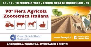 MONTICHIARI (Brescia) Italy 16-18 FEBBRAIO 2018