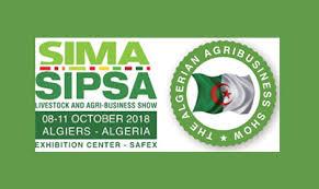ALGERI – ALGERIA – SIPSA 8-11 OTTOBRE 2018