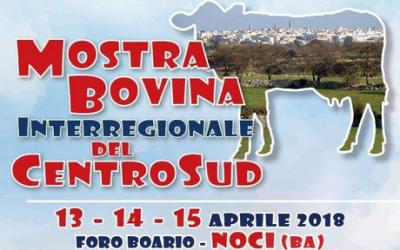 NOCI (BARI) ITALY – 13-16 APRILE 2018