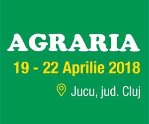 ROMANIA – AGRARIA 19-22 APRILE 2018