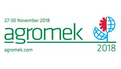 AGROMEK – DANIMARCA 27-30 NOVEMBRE 2018