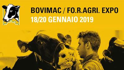 BOVIMAC – GONZAGA (MANTOVA) ITALY 18-20 GENNAIO 2019