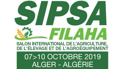 SIPSA –ALGERI – ALGERIA 7-10 OTTOBRE 2019