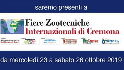 CREMONA – ITALY – 23-26 OTTOBRE 2019