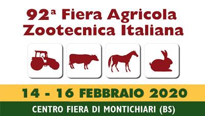 FAZI – MONTICHIARI (BS) ITALY 14-16 FEBBRAIO 2020