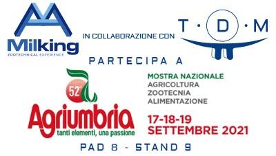 AGRIUMBRIA – BASTIA UMBRA (PG) ITALY 17-18-19 SEPTEMBER 2021