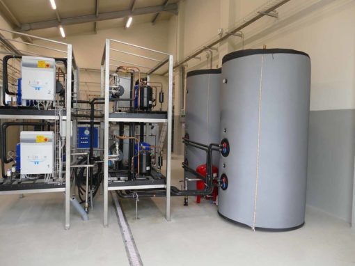 Heat recovery system